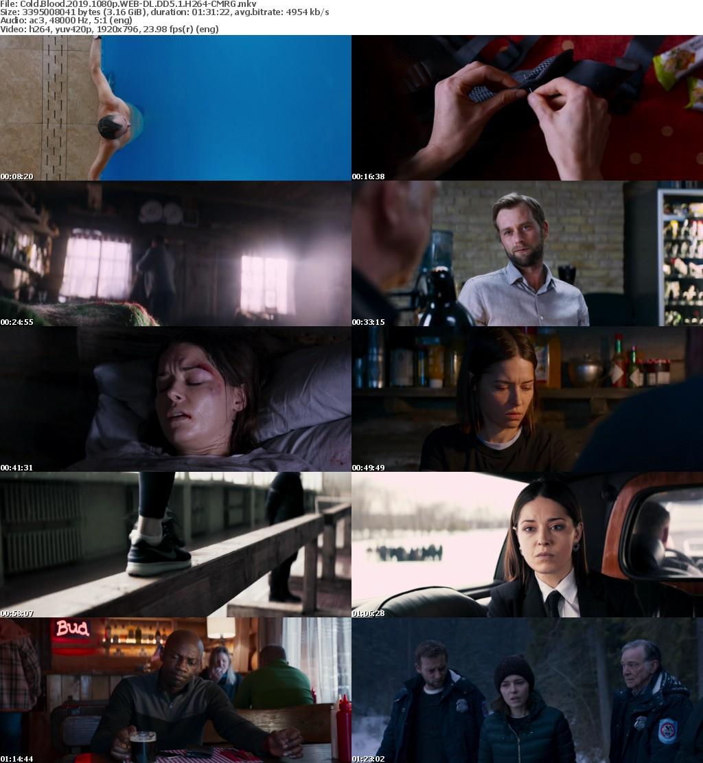 Cold Blood (2019) 1080p WEB DL DD5.1 H264 CMRG