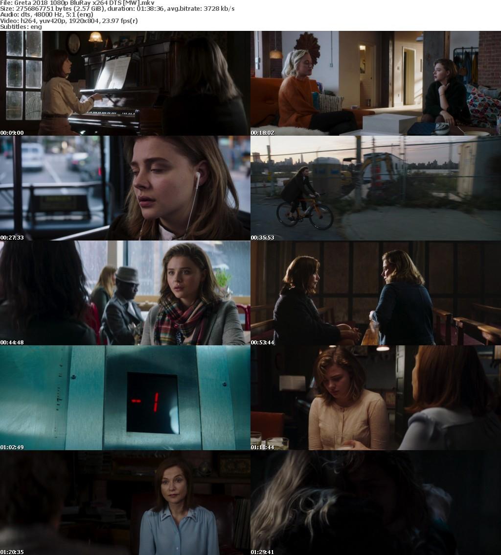 Greta (2018) 1080p BluRay x264 DTS MW