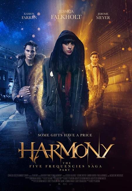 Harmony (2018) 1080p WEB DL DD5.1 H264 CMRG