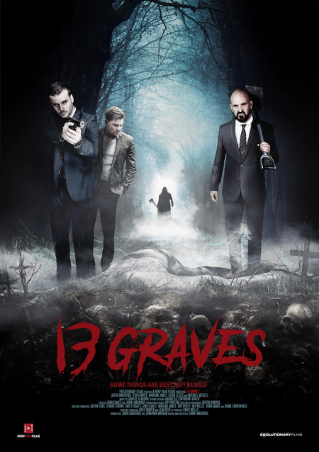 13 Graves (2019) 1080p WEB DL DD5.1 H264 CMRG