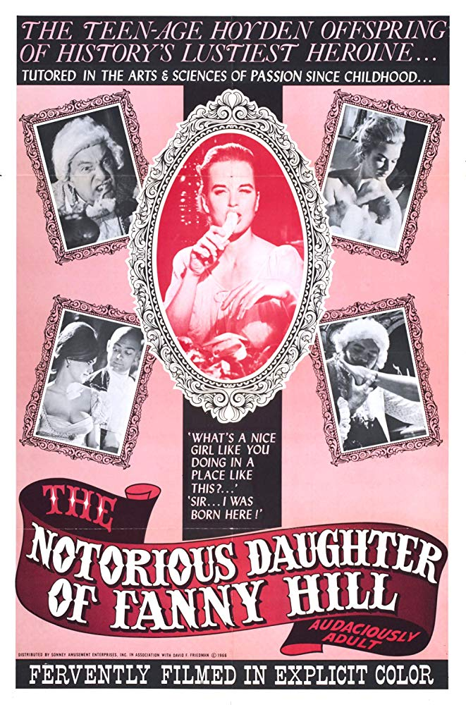 The Notorious Daughter Of Fanny Hill 1966 DVDRip x264-FiCO
