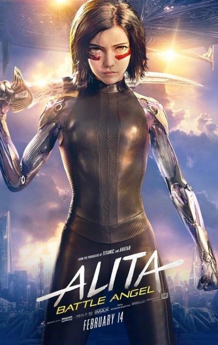 Alita Battle Angel 2019 BDRip x264 SPARKS