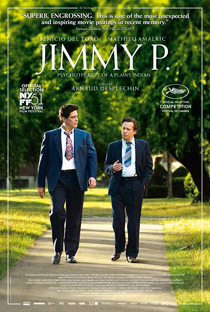 Jimmy P 2013 BRRip XviD MP3-XVID
