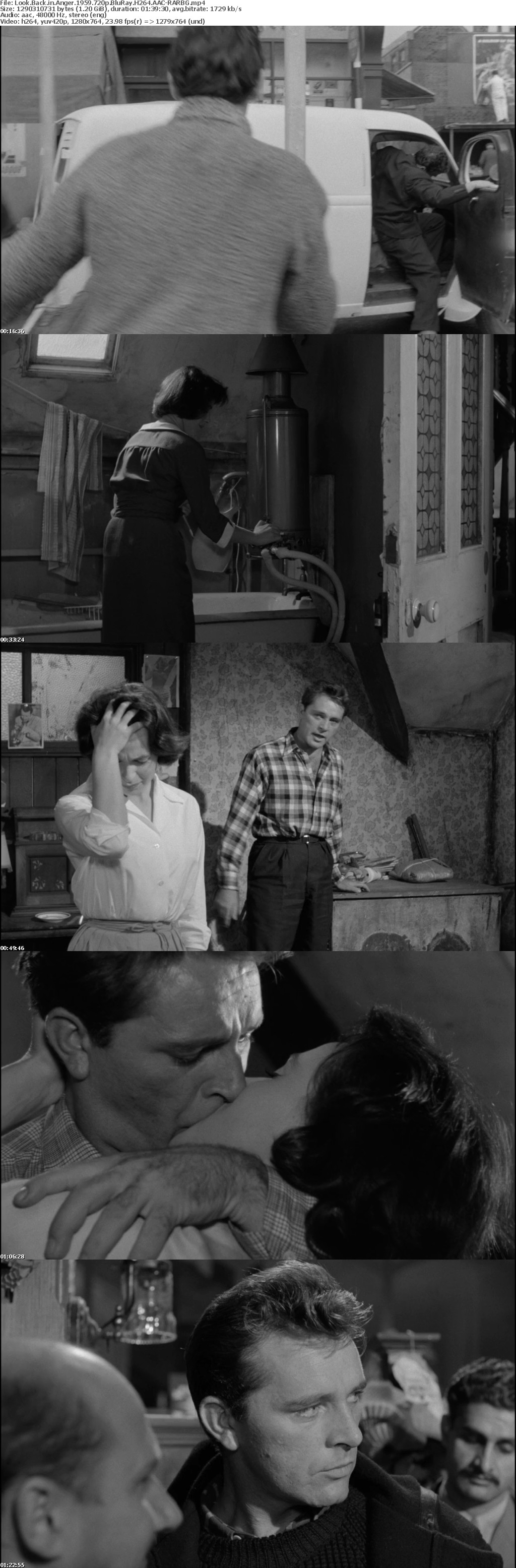 Look Back in Anger 1959 720p BluRay H264 AAC-RARBG