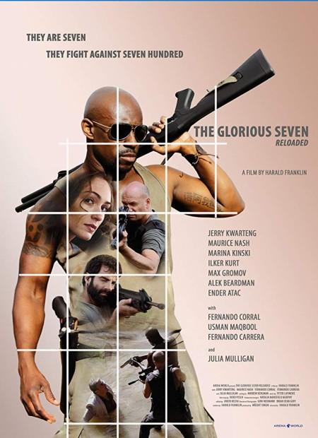 The Glorious Seven 2019 1080p WEBRip x264 RARBG
