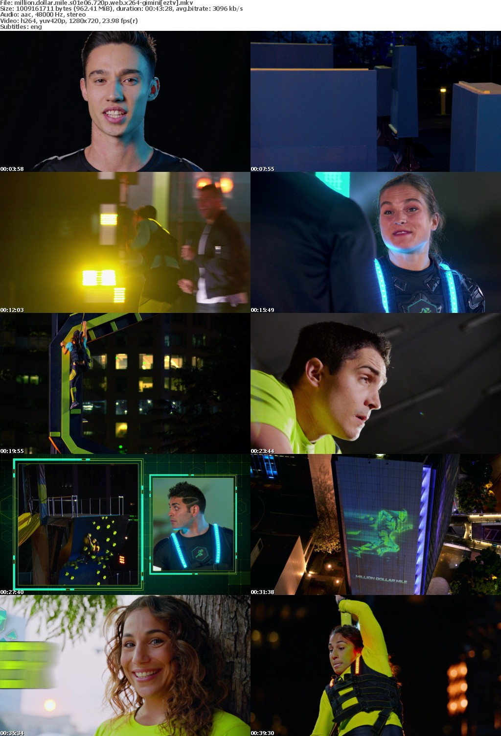Million Dollar Mile S01E06 720p WEB x264 GIMINI