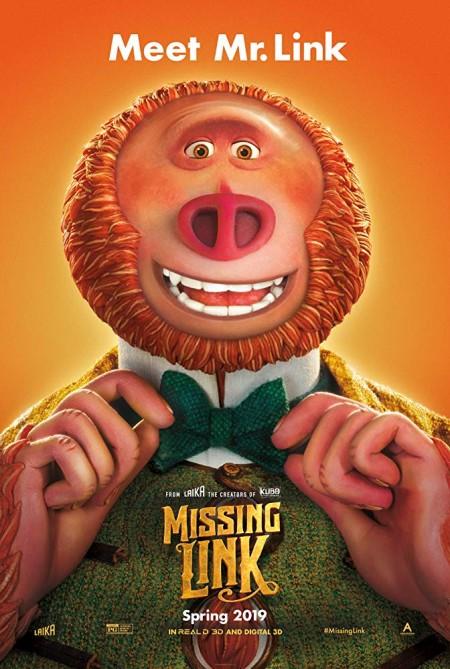 Missing Link 2019 1080p WEBRip x264 RARBG