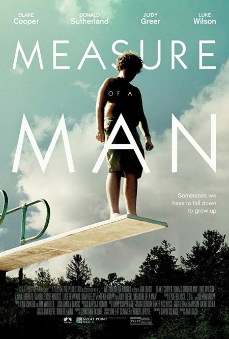 Measure of a Man (2018) 1080p WEBRip x264 RARBG