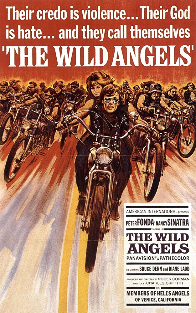 The Wild Angels 1966 BRRip XviD MP3-XVID