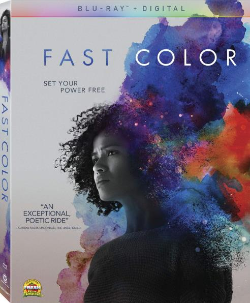 Fast Color 2019 BRRip XviD AC3 EVO