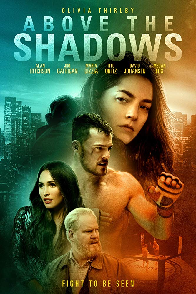 Above the Shadows 2019 HDRip XviD AC3-EVO[TGx]