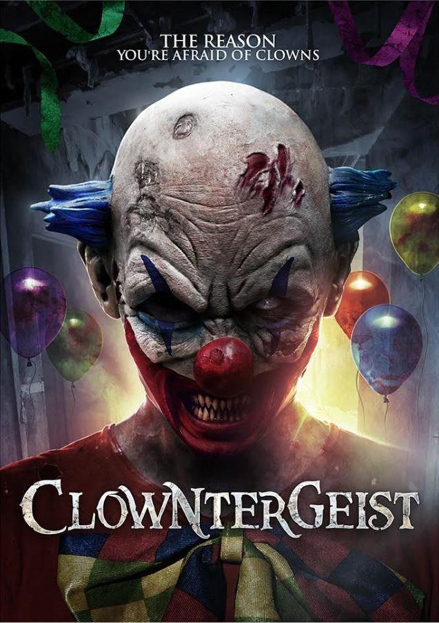 Clowntergeist 2017 BRRip XviD MP3-XVID