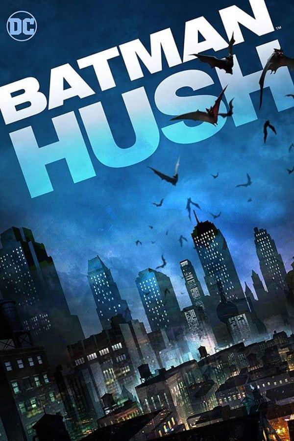 Batman Hush 2019 HDRip AC3 x264-CMRG