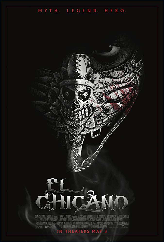 El Chicano 2018 720p BRRip XviD AC3-XVID