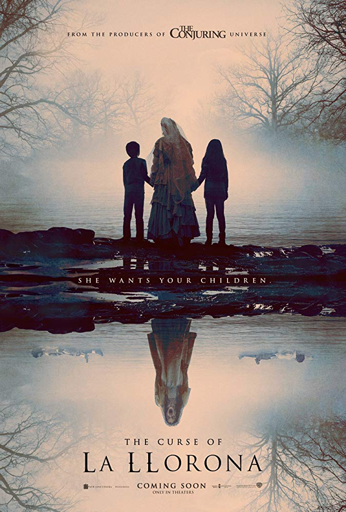 The Curse of La Llorona 2019 720p BluRay x264-AAA