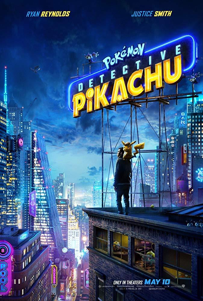 Pokemon Detective Pikachu 2019 BRRip XviD AC3-XVID