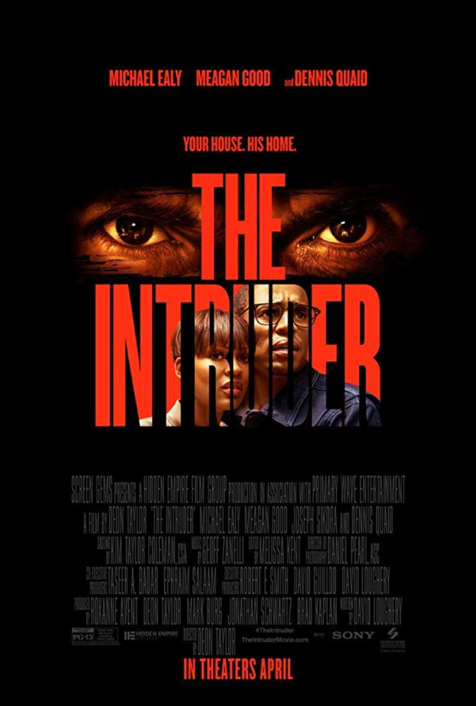 The Intruder 2019 BRRip XviD AC3-XVID