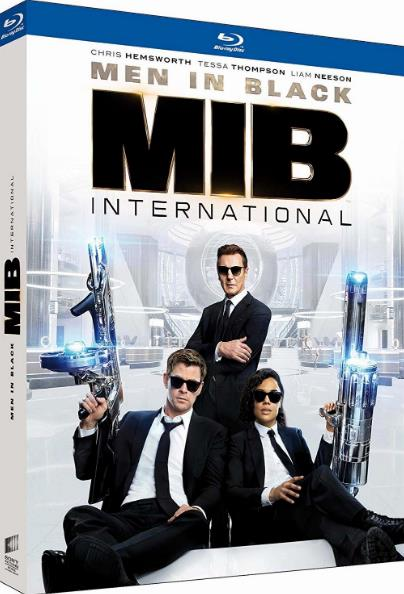 Men in Black International (2019) HC HDRip AC3 EVO