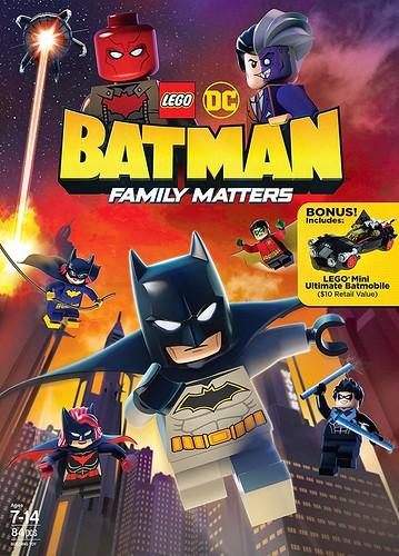 LEGO DC Batman Family Matters 2019 BRRip AC3 x264-CMRG[EtMovies]