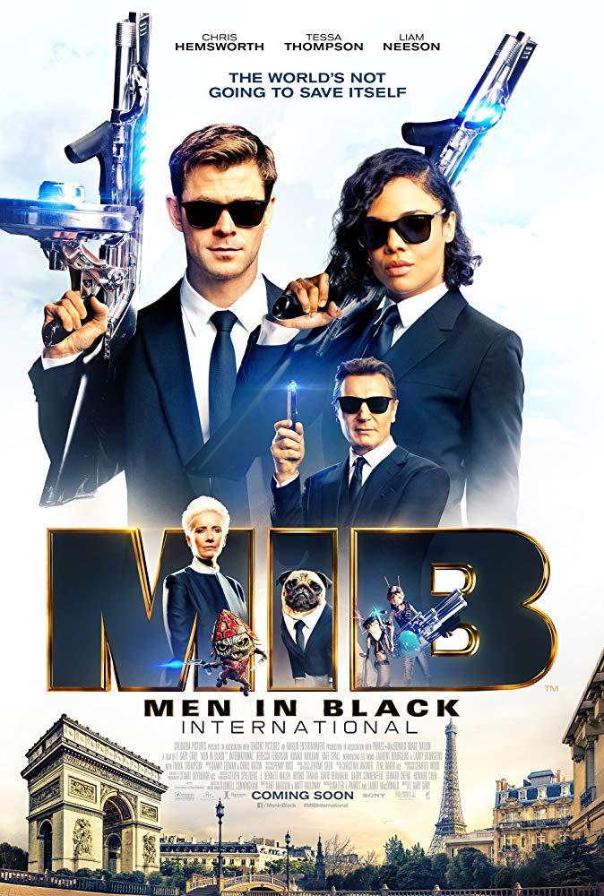 Men in Black International 2019 HDRip BLURRED AC3 X264-CMRG