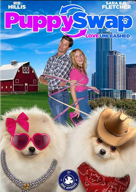 Puppy Swap Love Unleashed 2019 720p WEBRip 800MB x264 GalaxyRG