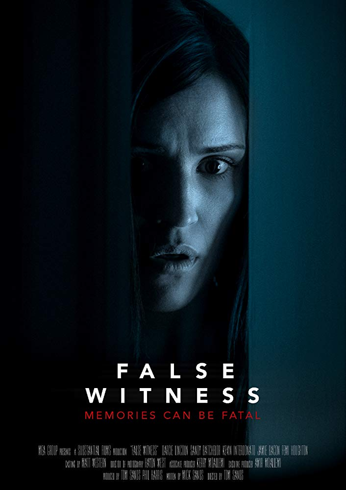 False Witness 2019 720p WEBRip 800MB x264-GalaxyRG