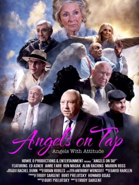 Angels on Tap (2018) HDRip 720p x264 SHADOW