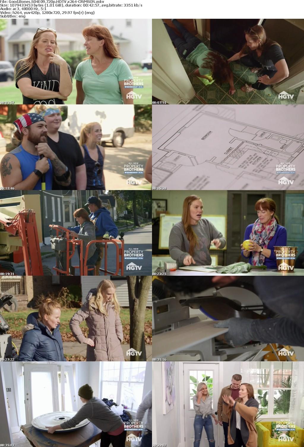 Good Bones S04E09 720p HDTV x264-CRiMSON