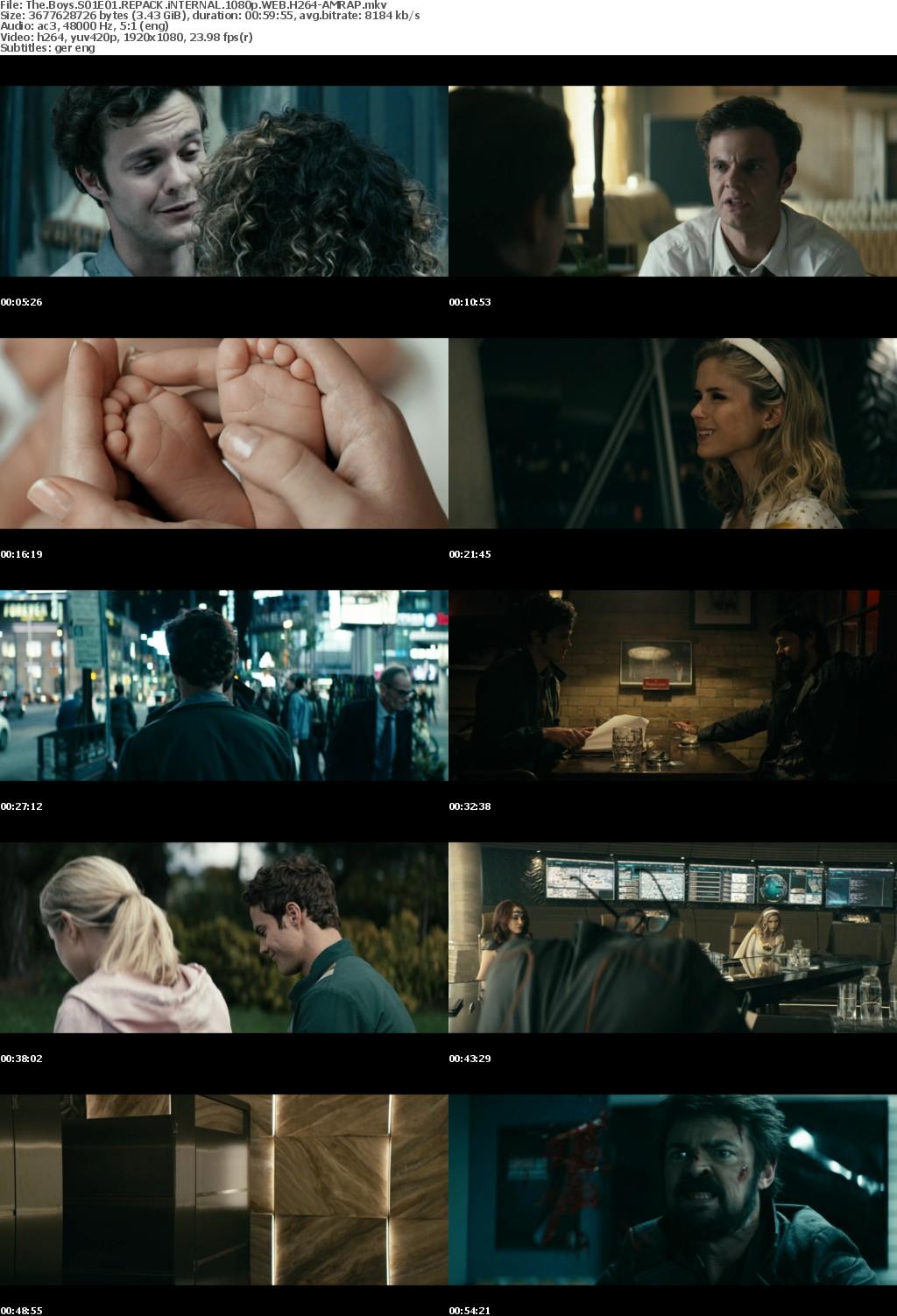 The Boys S01 1080p WEB H264-AMRAP