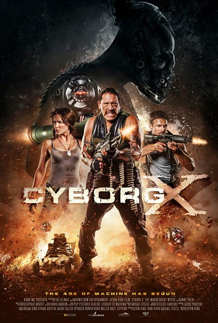 Cyborg X (2016) 720p BluRay H264 AAC RARBG