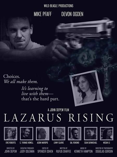 Lazarus Rising (2015) 1080p WEBRip x264 RARBG