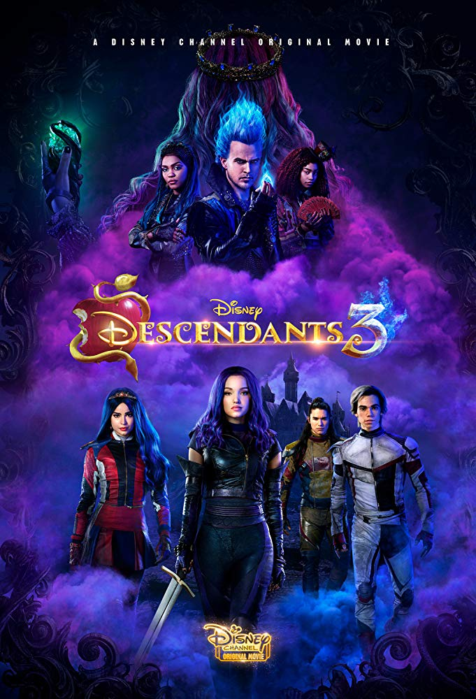 Descendants 3 2019 1080p WEB-DL DD5 1 X264-CMRG