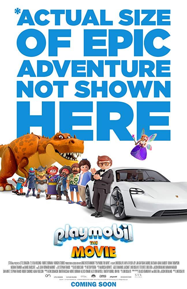 Playmobil The Movie 2019 720p HDCAM-ORCA88