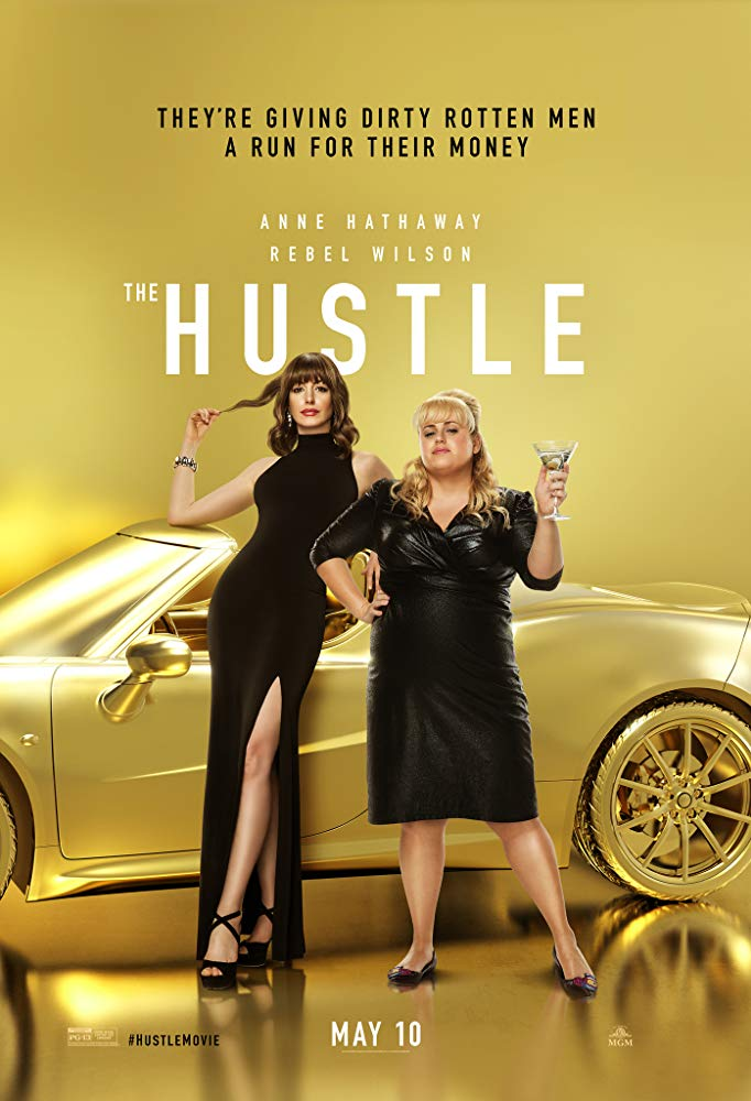 The Hustle 2019 720p BRRip X264 AC3-EVO