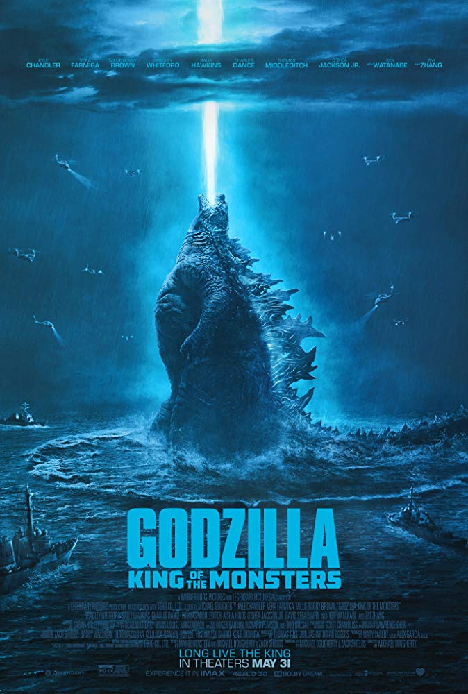 Godzilla King of the Monsters 2019 BDRip x264-SPARKS