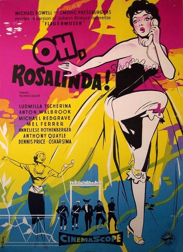 Oh Rosalinda 1955 1080p BluRay x264-SPOOKS