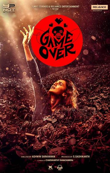 Game Over (2019) Hindi 720p HDRip MSubs-DLW