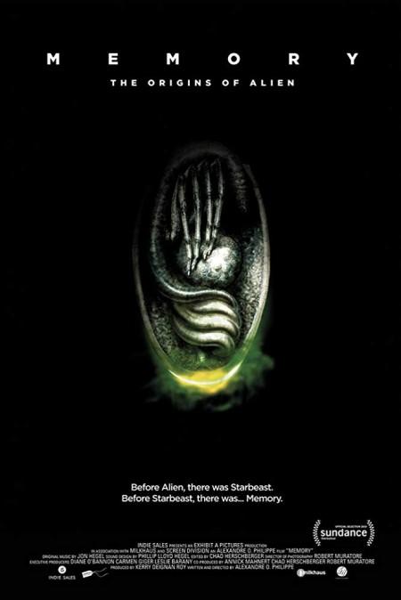 Memory The Origins of Alien 2019 720p WEBRip 800MB x264 GalaxyRG