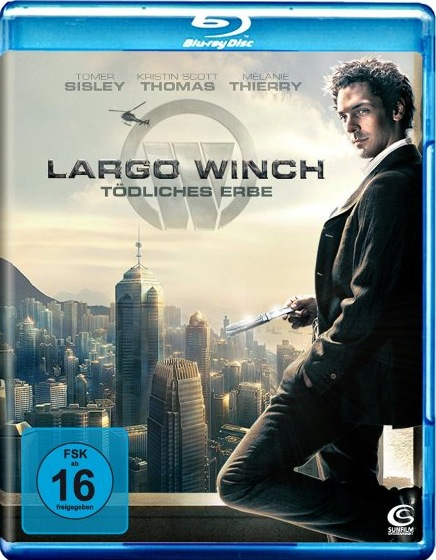 The Heir Apparent Largo Winch (2008) 720p BluRay x264-MKVM