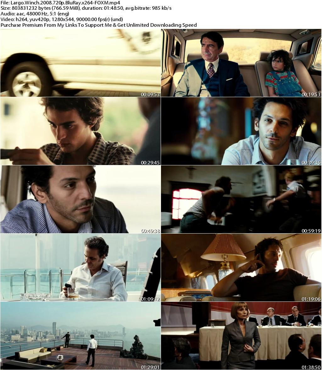 Largo Winch (2008) 720p BluRay x264-FOXM