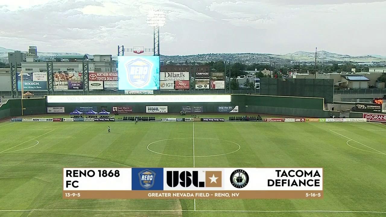 USL Championship 2019 09 10 Reno 1868 FC vs Tacoma Defiance 720p WEB H264-LEViTATE