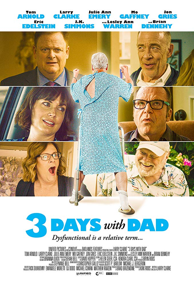 3 Days With Dad 2019 1080p WEB-DL H264 AC3-EVO