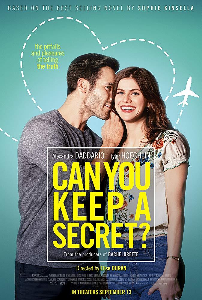 Can You Keep a Secret 2019 1080p AMZN WEB-DL DD5 1 x265-ZiTO