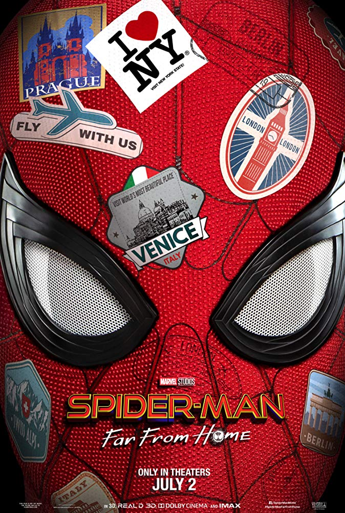 Spider-Man Far from Home 2019 BRRip XViD AC3-ETRG