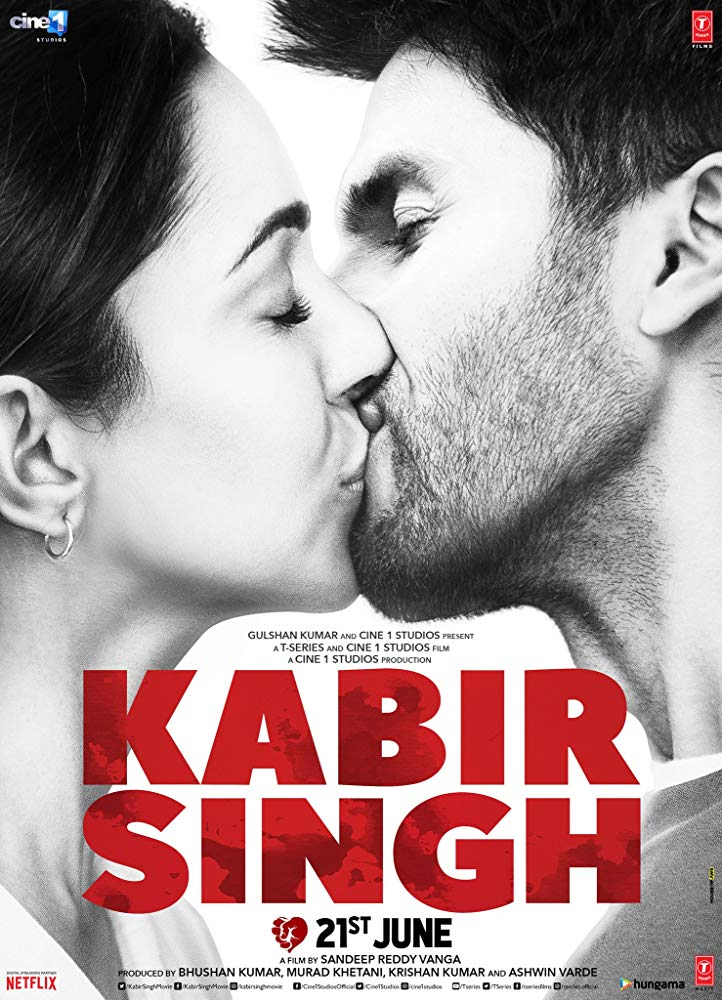 Kabir Singh 2019 Hindi HDRip x264 AC3-ETRG
