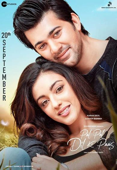 Pal Pal Dil Ke Paas (2019) Hindi 720p Pre-CAMRip x264-DLW