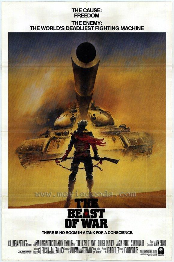 The Beast of War 1988 WEBRip XviD MP3-XVID
