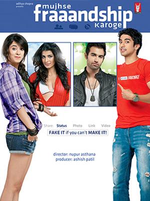 Mujhse Fraaandship Karoge 2011 Hindi 1080p WEB DL x264 AAC TaRa mkv