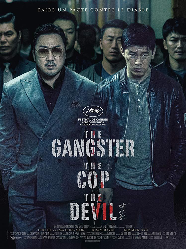 The Gangster The Cop The Devil 2019 KOREAN 1080p WEBRip x264-VXT