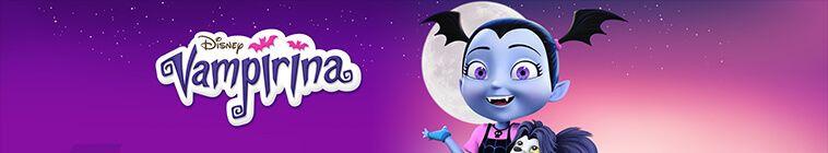 Vampirina S02E14 Bat Got Your Tongue and Haunted Theater HDTV x264 CRiMSON